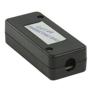 Valueline Computer RJ45 Connection Box Zwart