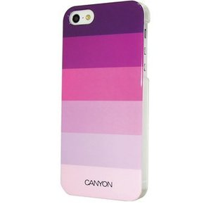 Canyon Smartphone Hard-case iPhone 5s / iPhone 5 Kunststof Roze / Paars