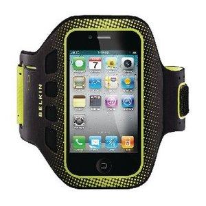 Belkin Smartphone Sporthoes iPhone 4s / iPhone 4 Kunststof
