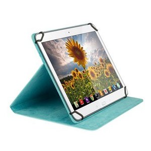 "Sweex Tablet Folio-case 10"" Imitatieleer Blauw"
