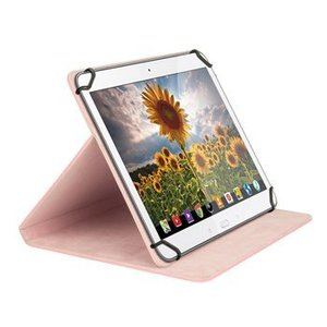 "Sweex Tablet Folio-case 10"" Imitatieleer Roze"