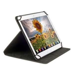 "Sweex Tablet Folio-case 10"" Imitatieleer Zwart"