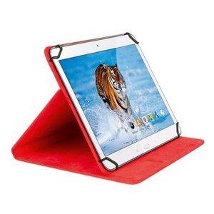 """Sweex Tablet Folio-case 9.7"""" Imitatieleer Rood"""