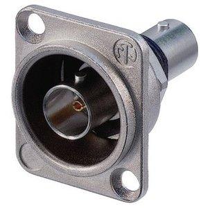 Neutrik Adapter BNC female/female insulated 75 Ohm