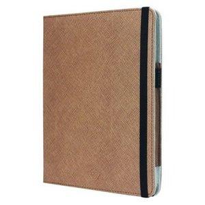 Mosaic Theory Tablet Folio-case iPad 4 Imitatieleer Bruin