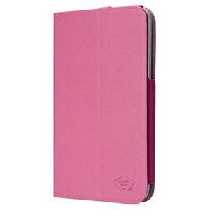 "Mosaic Theory Tablet Folio-case Galaxy Tab 3 7"" Imitatieleer Fuchsia"
