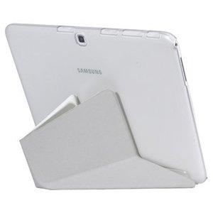 "Mosaic Theory Tablet Folio-case Galaxy Tab 4 10.1"" Imitatieleer Wit"