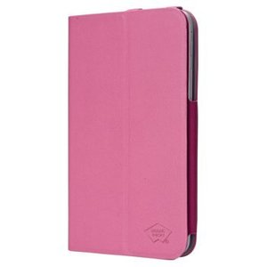"Mosaic Theory Tablet Folio-case Galaxy Tab 3 7"" Imitatieleer Roze"