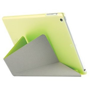 Mosaic Theory Tablet Folio-case iPad Air Imitatieleer Groen