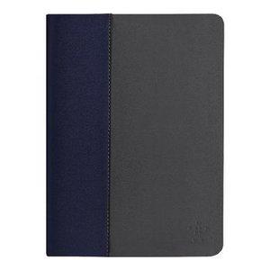 """Belkin Tablet Folio-case 10"""" Imitatieleer Zwart / Blauw"""