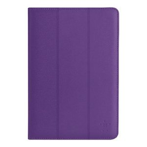 "Belkin Tablet Folio-case Galaxy Tab 4 10.1"" Imitatieleer Paars"