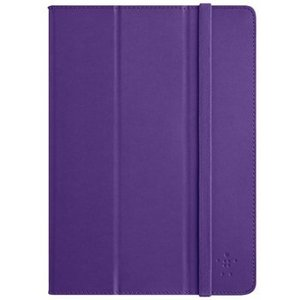 Belkin Tablet Folio-case Galaxy Note 8 Imitatieleer Paars
