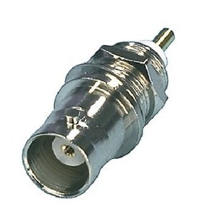 Valueline Connector BNC Female Metaal Zilver