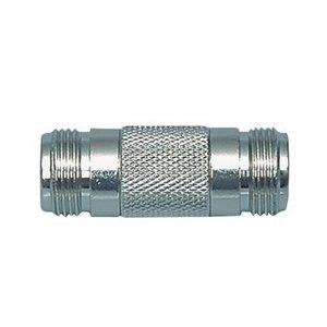 Valueline Antenne Adapter N Female - N Female Zilver