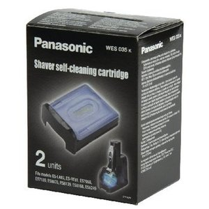 Panasonic Schoonmaakcartridge 2 st