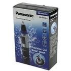 Panasonic Neus en Oortrimmer Nat en Droog Zwart/Zilver