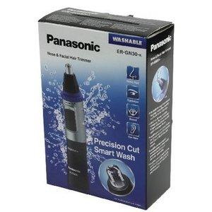 Panasonic Neus en Oortrimmer Nat en Droog Zwart / Zilver