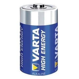 Varta Alkaline Batterij C 1.5 V High Energy 2-Blister