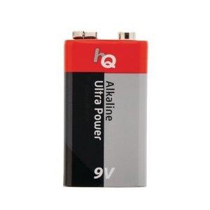 HQ Alkaline Batterij 9 V 1-Blister