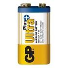 GP Alkaline Batterij 9 V Ultra+ 1-Blister