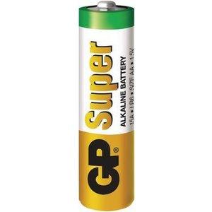GP Alkaline Batterij AA 1.5 V Super 4-Blister