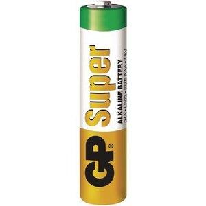 GP Alkaline Batterij AAA 1.5 V Super 12-Pack