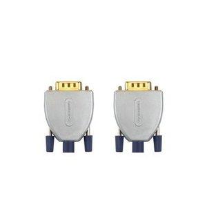 Bandridge VGA Kabel VGA Male - VGA Male 10.0 m Zwart