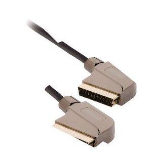 Profigold SCART Kabel SCART Male - SCART Male 2.00 m Zwart