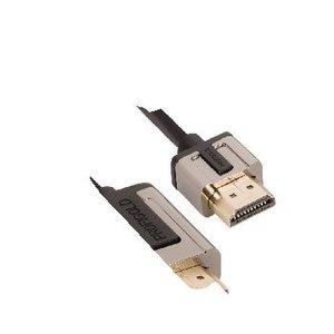 Profigold High Speed HDMI kabel met Ethernet HDMI-Connector - HDMI-Connector 5.00 m Zwart