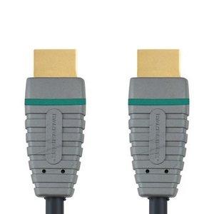 Bandridge High Speed HDMI Kabel HDMI-Connector - HDMI-Connector 2.00 m Blauw