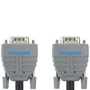 Bandridge VGA Kabel VGA Male - VGA Male 10.0 m Blauw