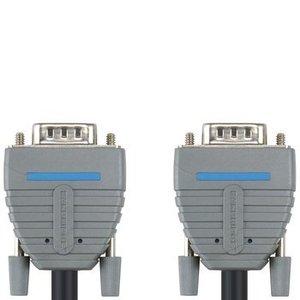 Bandridge VGA Kabel VGA Male - VGA Male 2.00 m Blauw