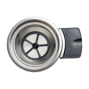 Ecopad Coffeeduck Senseo-Apparaat Zilver / Zwart