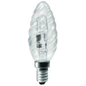 Sylvania Halogeenlamp E14 Gebogen Kaars met Gedraaide Punt 28 W 370 lm 2800 K