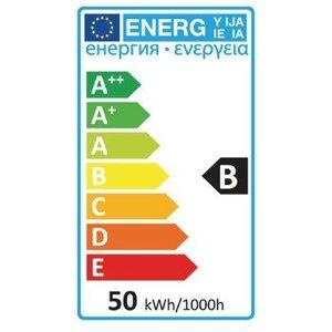 HQ Halogeenlamp GU5.3 MR16 50 W 673 lm 2800 K