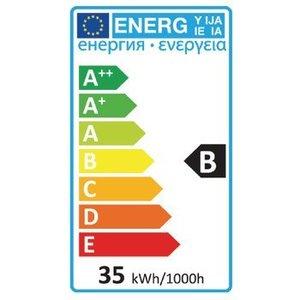 HQ Halogeenlamp GU5.3 MR16 35 W 427 lm 2800 K