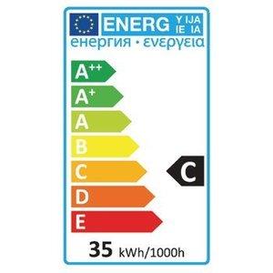 HQ Halogeenlamp G6.35 Capsule 35 W 430 lm 2800 K