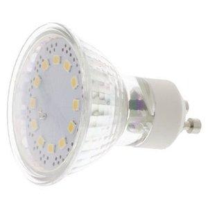 HQ LED-Lamp GU10 MR16 3 W 230 lm 3000 K 3-Pack
