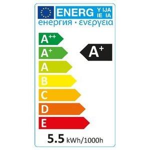 HQ LED-Lamp E27 A60 5.5 W 470 lm 2700 K 3-Pack