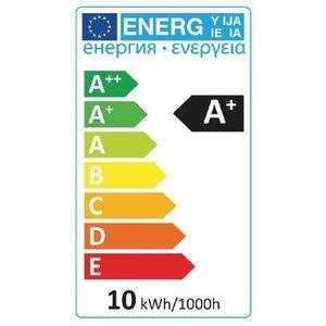HQ LED Lamp E27 A60 9.5 W 806 lm 2700 K