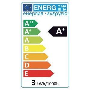 HQ LED Lamp E14 Kaars 2.5 W 140 lm 2700 K