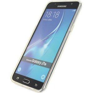 Mobilize Smartphone Gel-case Samsung Galaxy J7 2016 Transparant