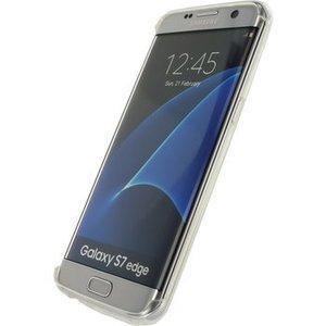Mobilize Smartphone Gel-case Samsung Galaxy S7 Transparant