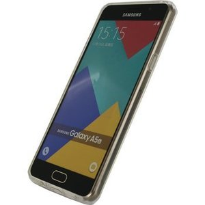 Mobilize Smartphone Gel-case Samsung Galaxy A5 2016 Transparant