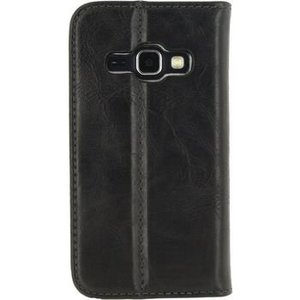 Mobilize Smartphone Premium Magnet Book Case Samsung Galaxy J1 2016 Bloemen