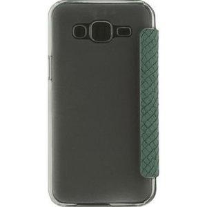 Mobilize Smartphone Slim Booklet Samsung Galaxy J5 Groen
