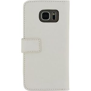 Mobilize Smartphone Classic Wallet Book Case Samsung Galaxy S7 Edge Wit