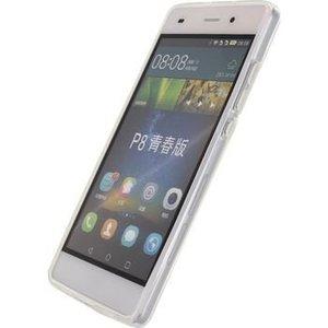 Mobilize Smartphone Gel-case Huawei P8 Lite Transparant