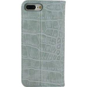 Mobilize Smartphone Premium Book Case Apple iPhone 7 Plus Bruin