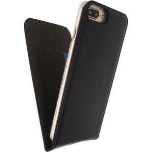 Mobilize Smartphone Premium Magnet Flip Case Apple iPhone 7 Plus Zwart